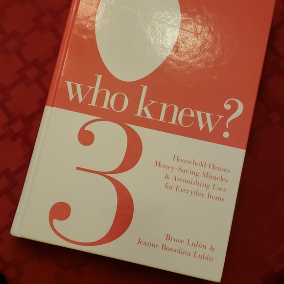 National Book Network Other - WHO KNEW? book 473 pages.